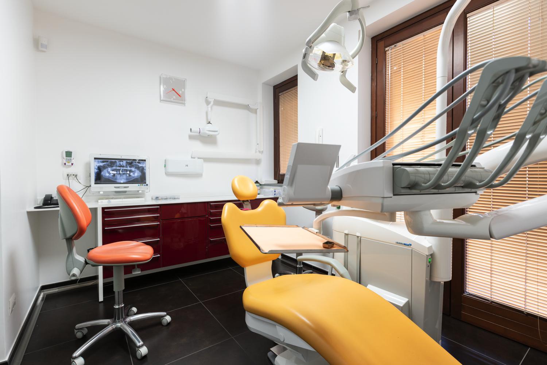Sala 1 - Studio Dentistico Petrillo Torino