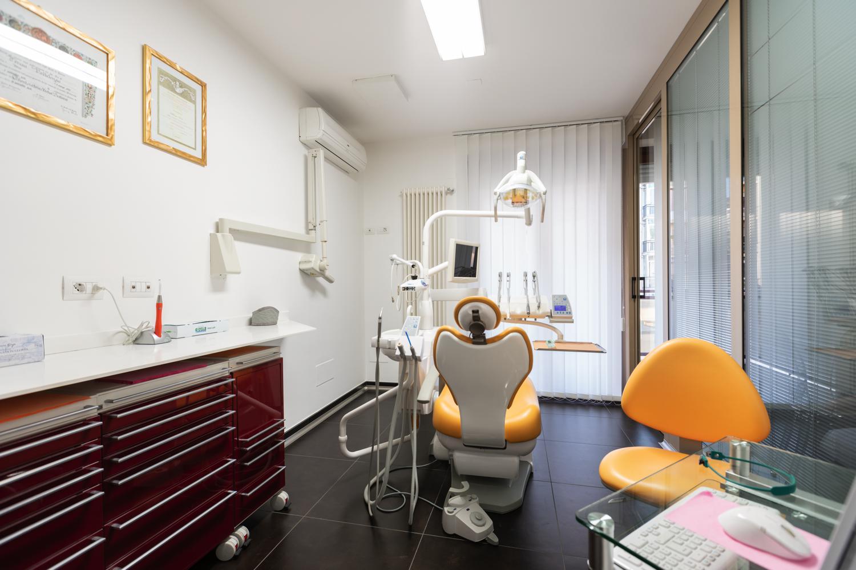 Sala 2 - Studio Dentistico Petrillo Torino
